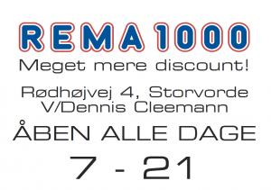 Rema 1000 Storvorde