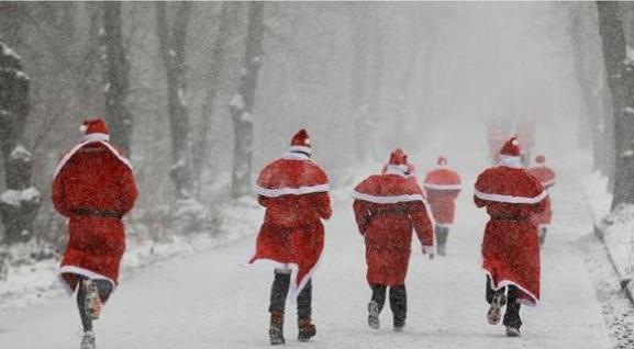 Julemarathon i Gudumholm
