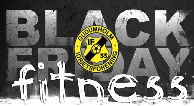 Fitness Black Friday tilbud