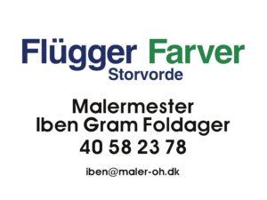 Flügger Farver Storvorde v/ Iben Hansen