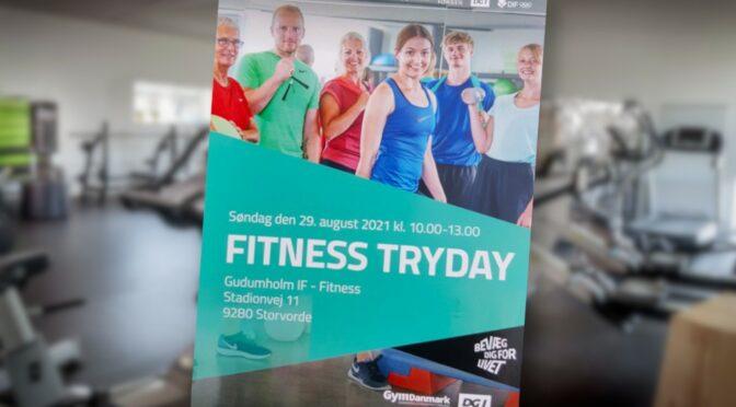 Fitness TryDay hos GIF Fitness
