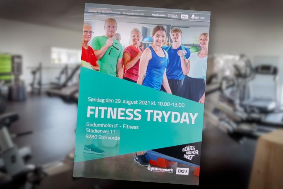 Fitness TryDay 2021