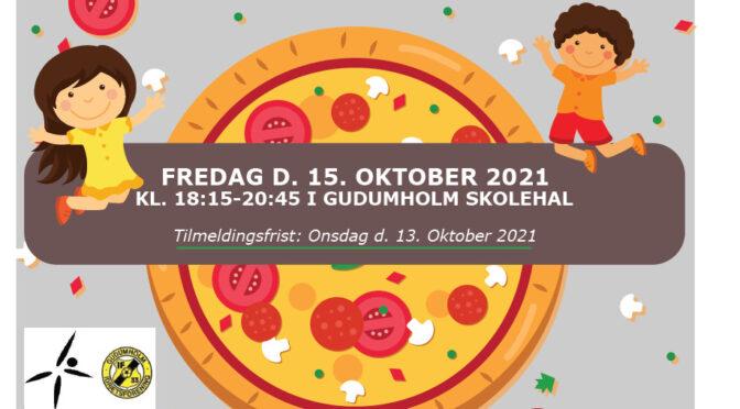 Invitation til Pizzaspring